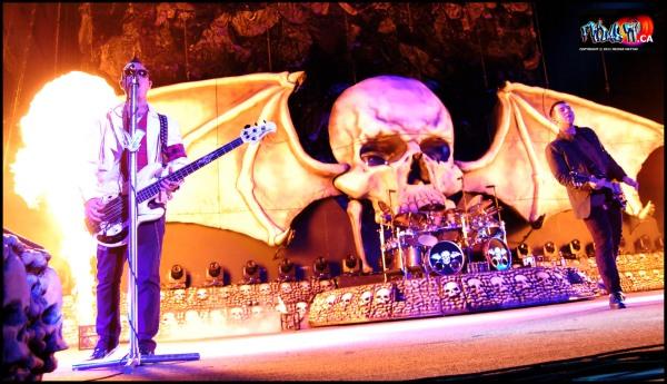 AVENGED SEVENFOLD - ROCKSTAR UPROAR FESTIVAL 2011