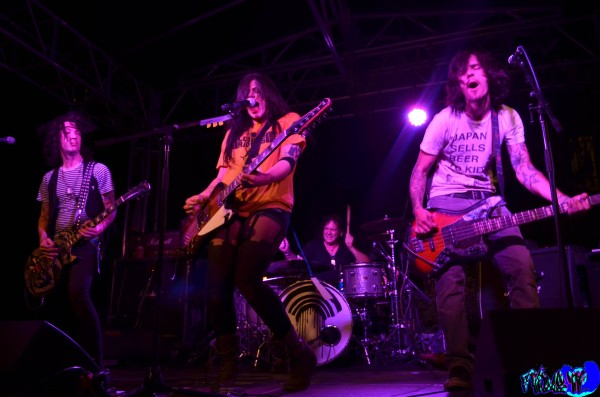 DIE MANNEQUIN - LIVE @ PRIDE TORONTO 2012