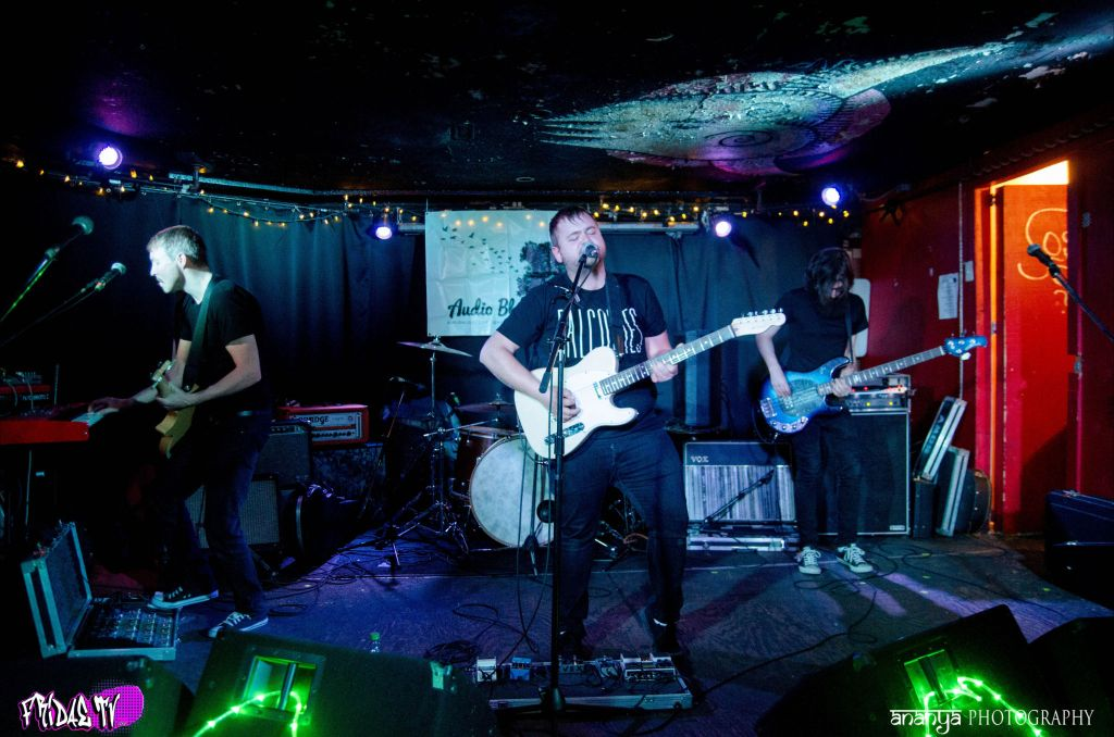 ACRES OF LIONS LIVE @ SNEAKY DEE'S 2012 - PHOTOGRAPHY BY: DIPAN CHEEMA FOR FRIDAE TV