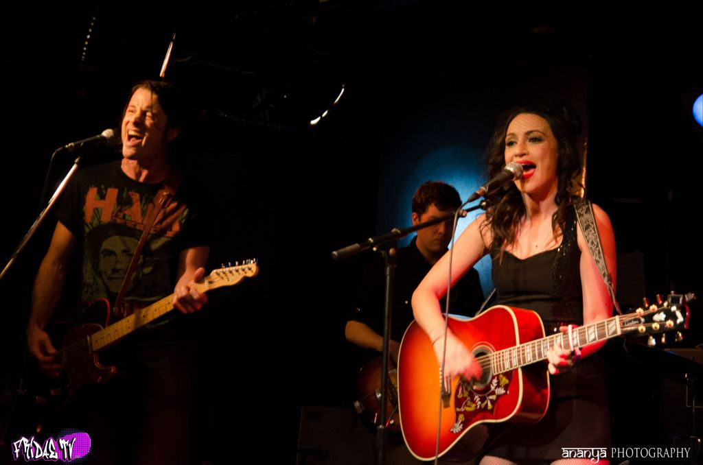 LINDI ORTEGA LIVE @ THE RIVOLI 2013 - All Photography By: Dipan Cheema for Fridae TV