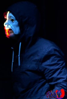 DA KURLZZ - MC/DRUMS - HOLLYWOOD UNDEAD LIVE @ THE VIRGIN MOBILE MOD CLUB 2013 - Photography By: Fridae Mattas