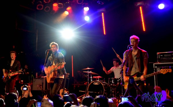LAWSON LIVE @ THE VIRGIN MOBILE MOD CLUB 2013 - Photography By: Friae Mattas