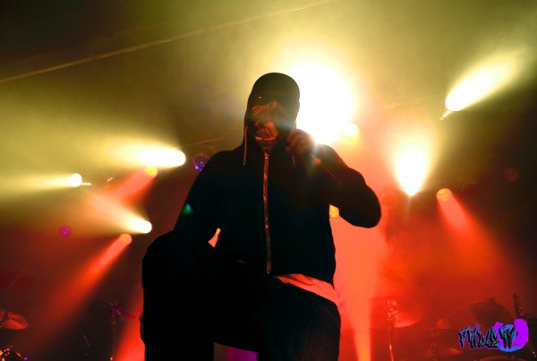CHARLIE SCENE - MC/VOX/GUITAR - HOLLYWOOD UNDEAD LIVE @ THE PHOE