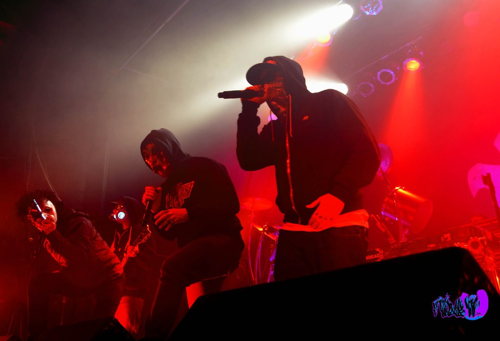 HOLLYWOOD UNDEAD LIVE @ THE PHOENIX CMF 2013