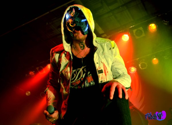 J3T - MC - HOLLYWOOD UNDEAD LIVE @ THE PHOENIX  CMF 2013