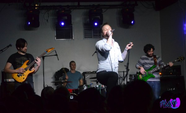 PROTEST THE HERO LIVE @ THE HOXTON CMF 2013