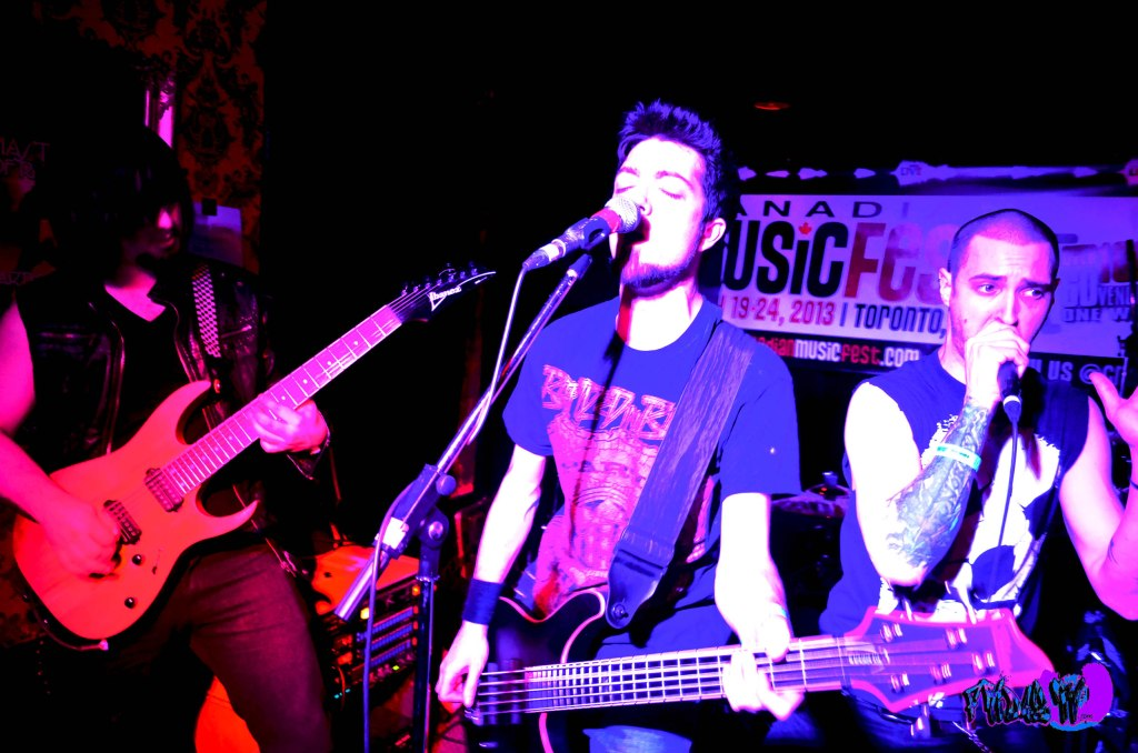 SIX SIDE DIE LIVE @ CHERRY COLAS CMF 2013