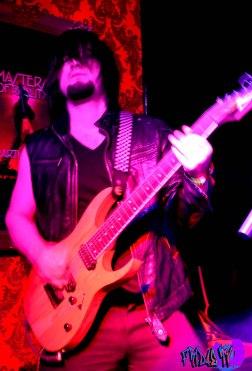 ANTHONY - GUITAR - SIX SIDE DIE LIVE @ CHERRY COLAS CMF 2013