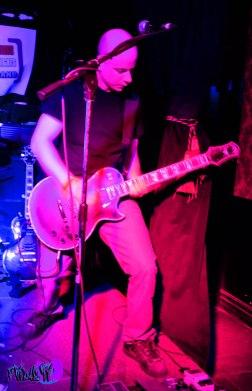 MIKE -  RHYTHM GUITAR- SIX SIDE DIE LIVE @ CHERRY COLAS CMF 2013