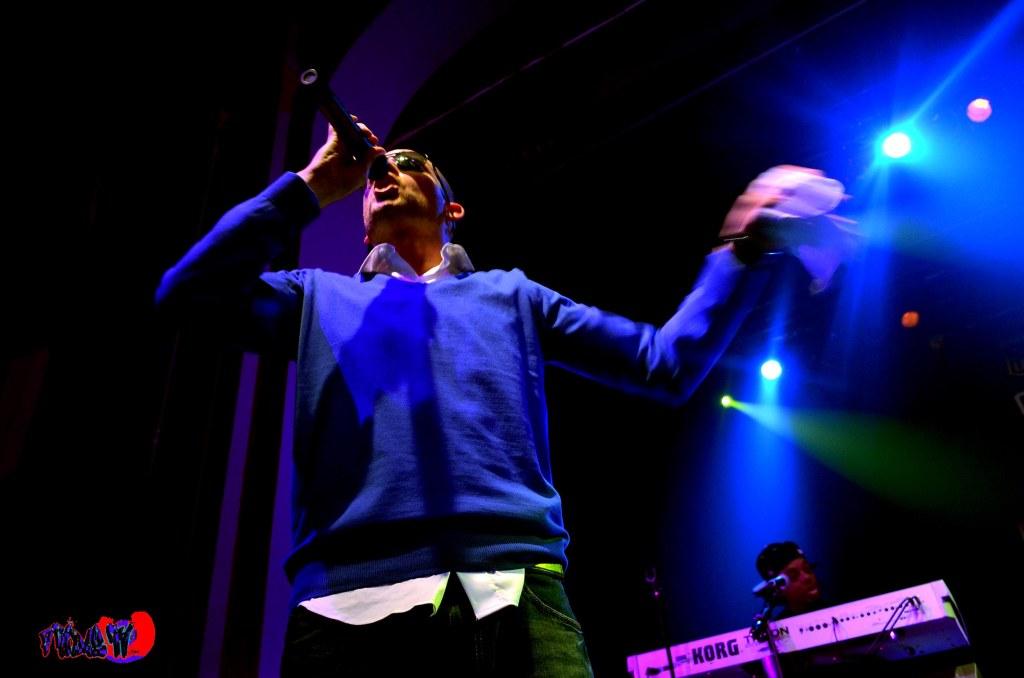 COLLIE BUDDZ LIVE @ THE DANFORTH MUSIC HALL 2013