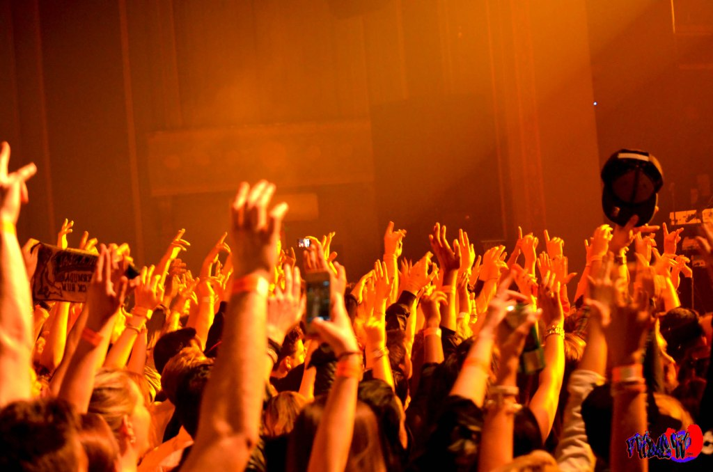 COLLIE BUDDZ CROWD DANFORTH MUSIC HALL 2013