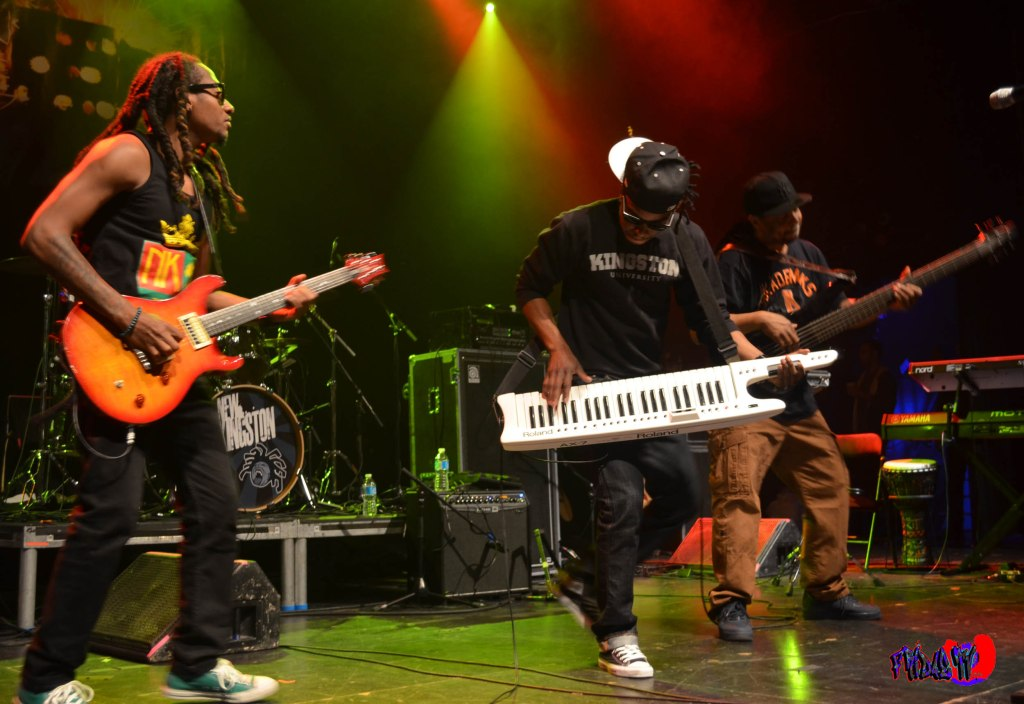 NEW KINGSTON LIVE @ THE DANFORTH MUSIC HALL 2013
