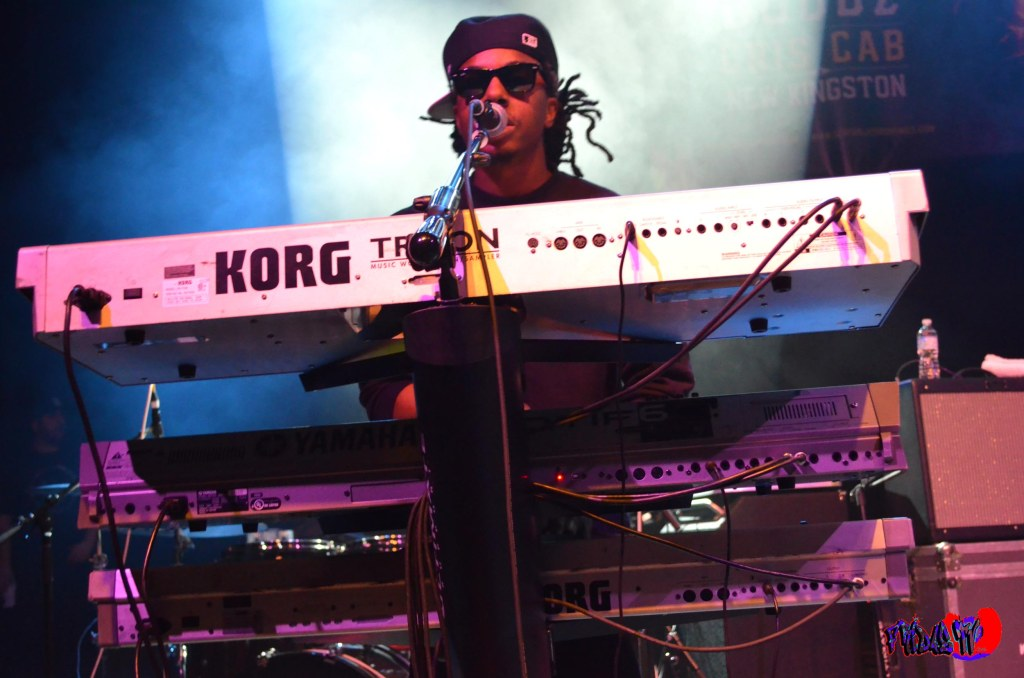 TAHIR PANTON - KEYS/VOX - NEW KINGSTON LIVE @ THE DANFORTH MUSIC
