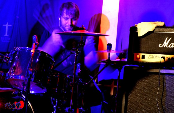 ANTHONY DELL'ORSO - DRUMS - THE JOY ARSON