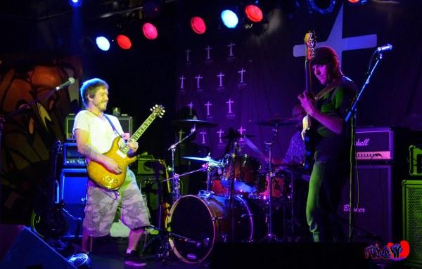 REBEL HERO LIVE @ THE TATTOO ROCK PARLOUR