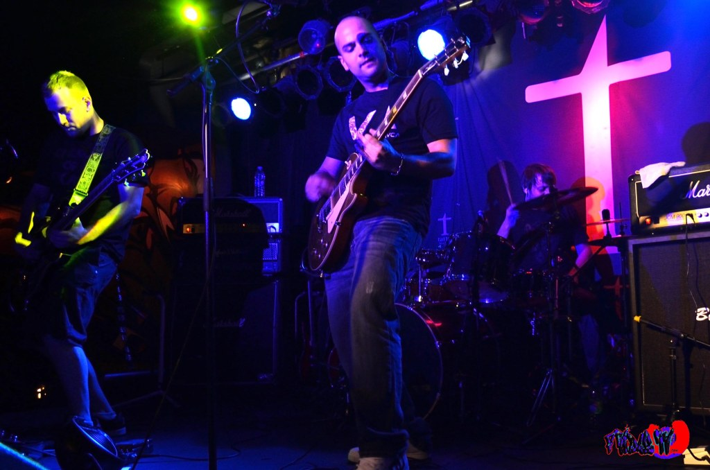 THE JOY ARSON LIVE @ THE TATTOO ROCK PARLOUR 2013