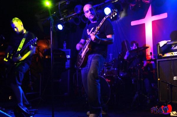 THE JOY ARSON LIVE @ THE TATTOO ROCK PARLOUR 2013
