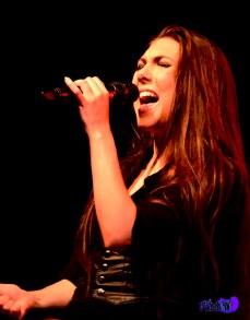 ELIZE RYD - VOX AMARANTHE LIVE @ THE VIRGIN MOBILE MOD CLUB 2013
