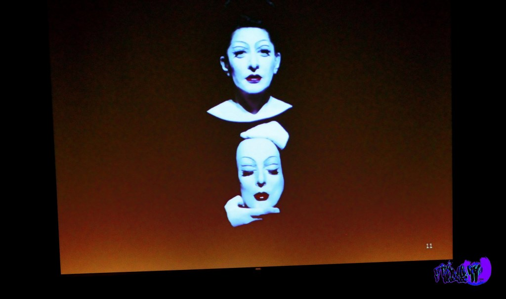 "MARINA ABRAMOVIC CLIP FROM ""THE LIFE AND DEATH OF MARINA ABRAMOV"