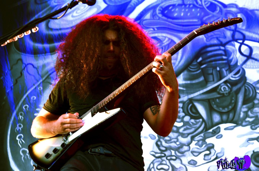 CLAUDIO SANCHEZ - VOX COHEED AND CAMBRIA LIVE @ ROCKSTAR UPROAR