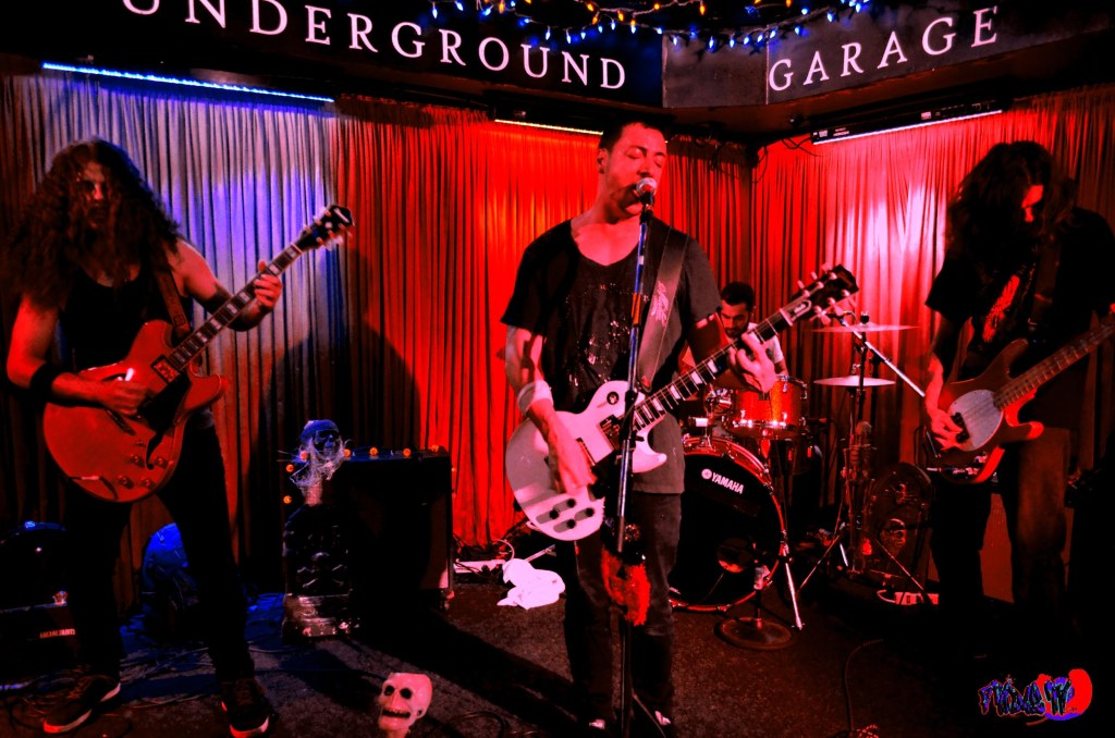 ARCANE SAINTS LIVE  @ INDIE WEEK - UNDERGROUND GARAGE