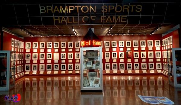 BRAMPTON SPORTS HALL OF FAME