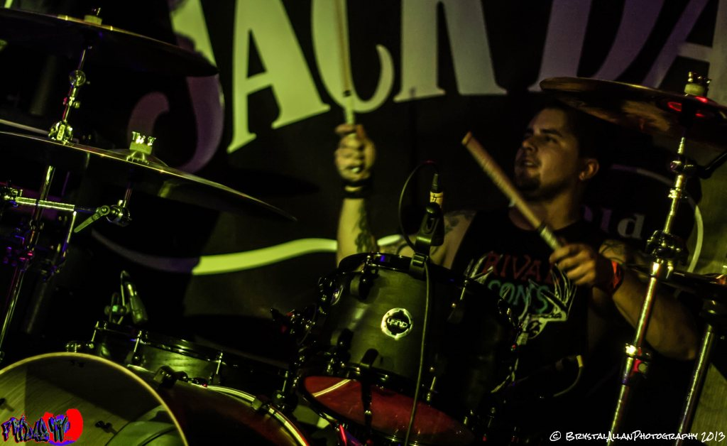 OPEN AIR LIVE @ THE TATTOO ROCK PARLOUR