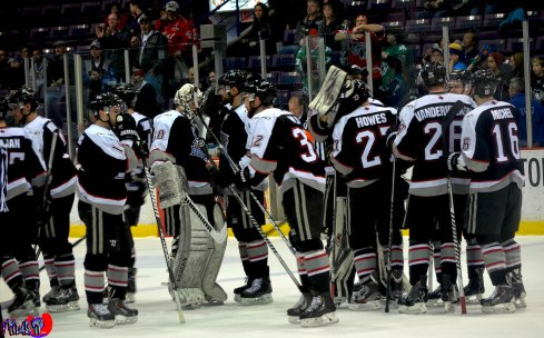 BRAMPTON BEAST - POWERADE CENTRE MARCH 30TH 2014