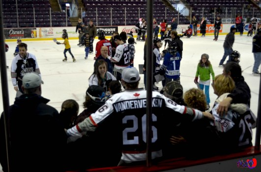 BRAMPTON BEAST FAN SKATE MEET N GREET- POWERADE CENTRE MARCH 30T
