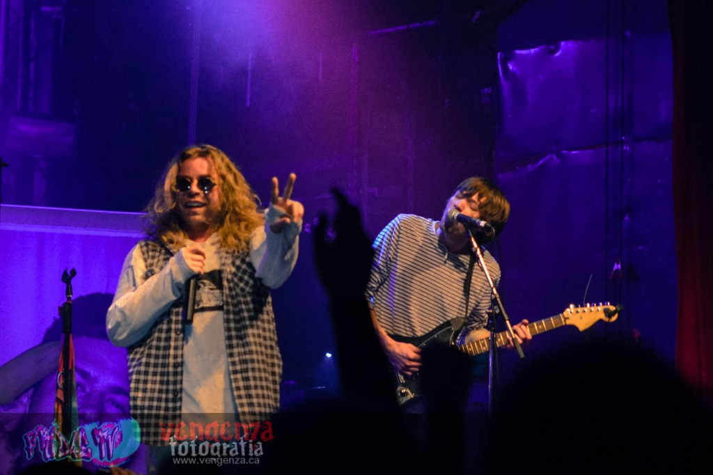 MOD SUN LIVE @ THE VIRGIN MOBILE MOD CLUB 2014