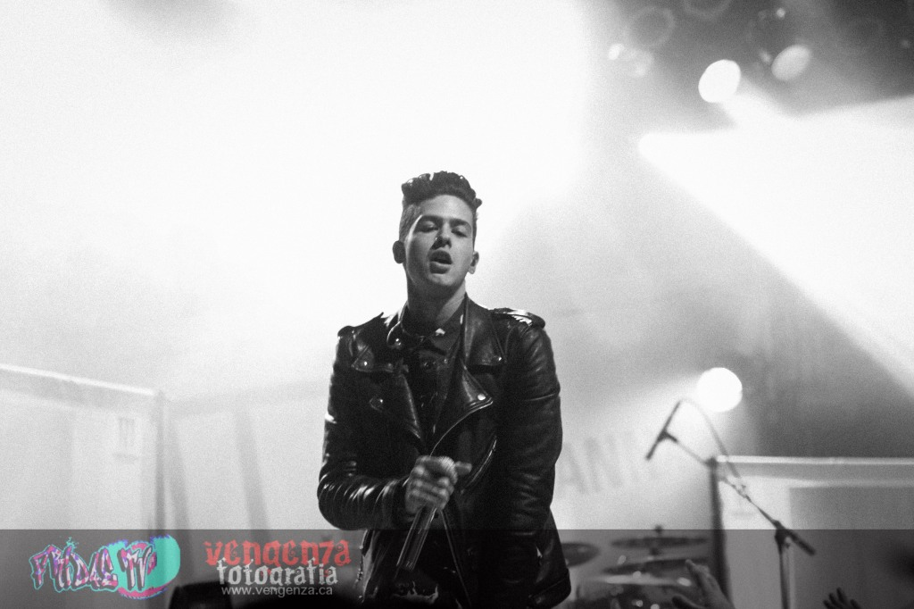 T. MILLS LIVE @ THE VIRGIN MOBILE MOD CLUB 2014