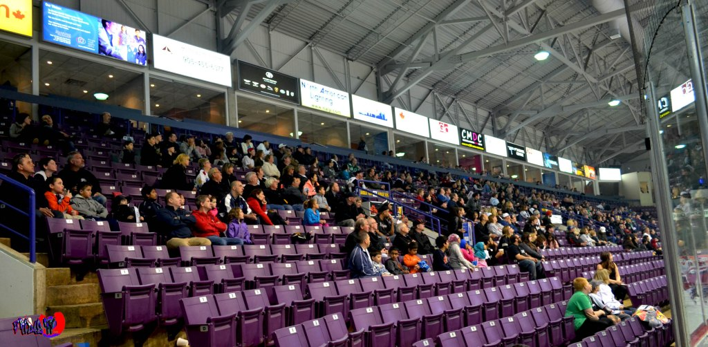 BRAMPTON BEAST VS ALLEN AMERICANS - POWERADE CENTRE APRIL 11TH 2