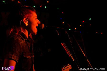 THE DEADSET LIVE @ THE BOVINE CMW 2014