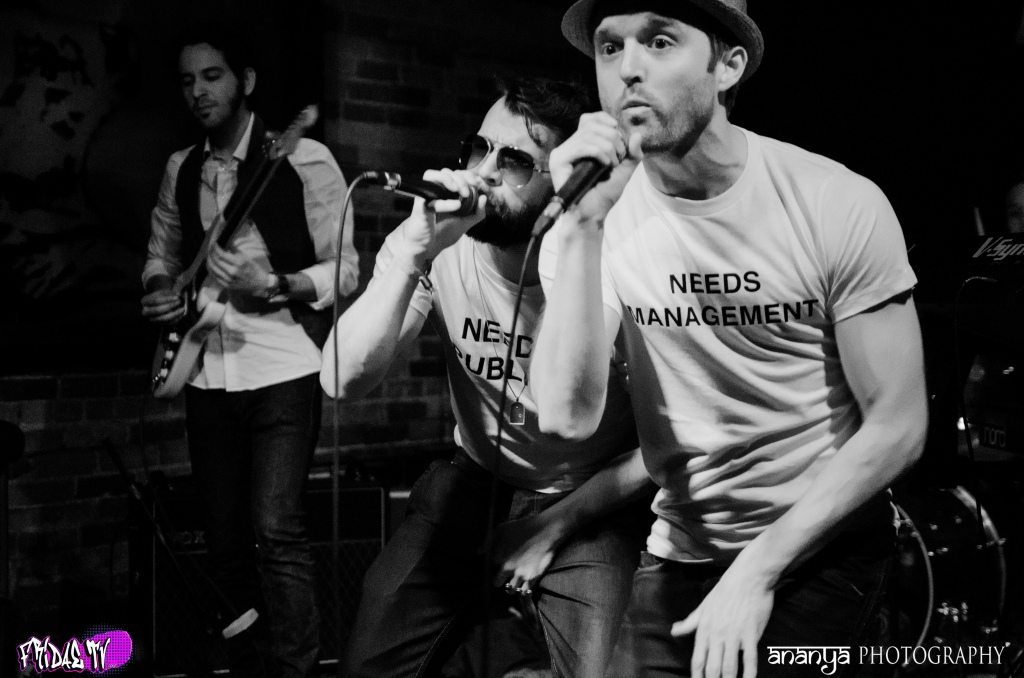 TINY DANZA LIVE @ THE VELVET UNDERGROUND CMW 2014