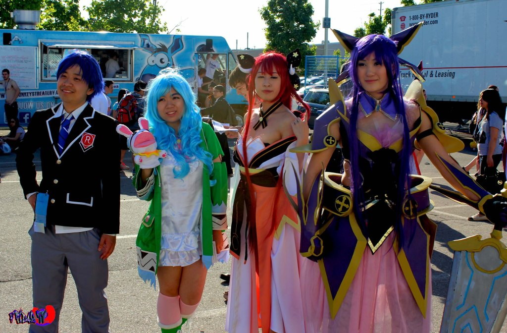 ANIME NORTH 2014 - PHOTO BY: KENNY GODINHO