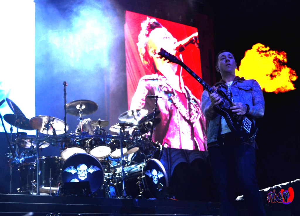 AVENGED SEVENFOLD - ROCKSTAR ENERGY MAYHEM FESTIVAL 2014