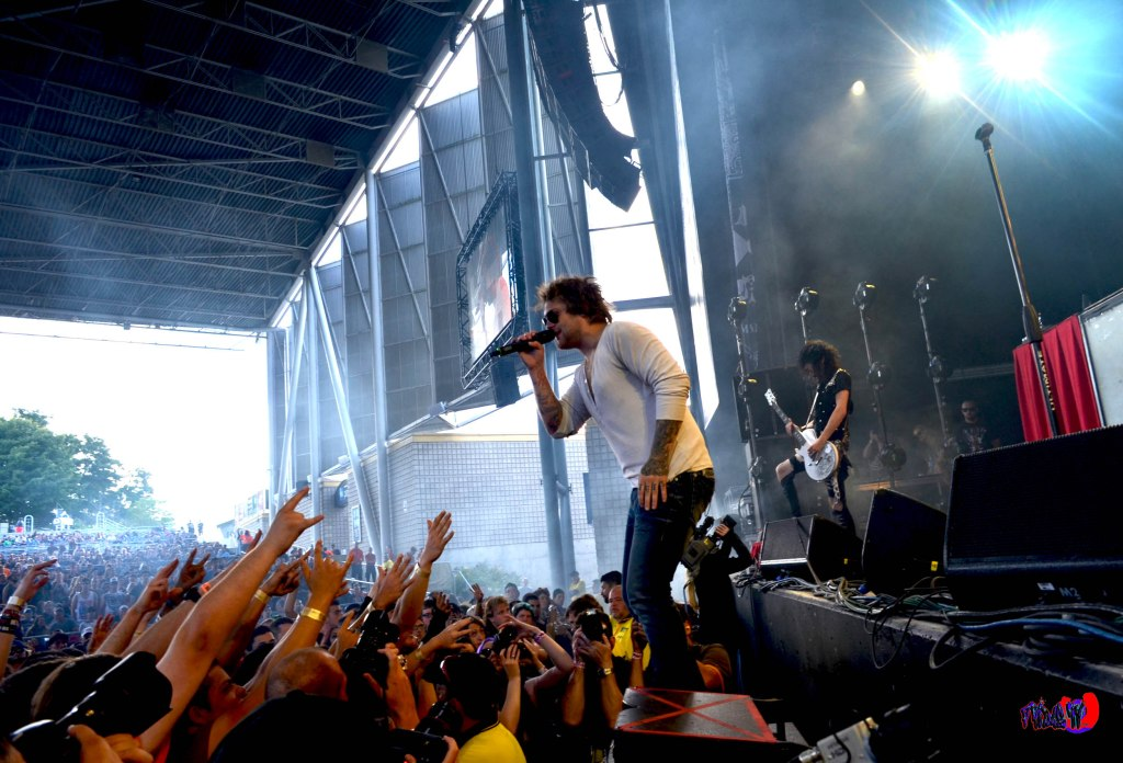 ASKING ALEXANDRIA - ROCKSTAR ENERGY MAYHEM FESTIVAL 2014
