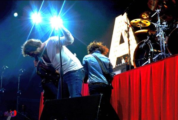 ASKING ALEXANDRIA - ROCKSTAR ENERGY MAYHEM FESTIVAL 2014
