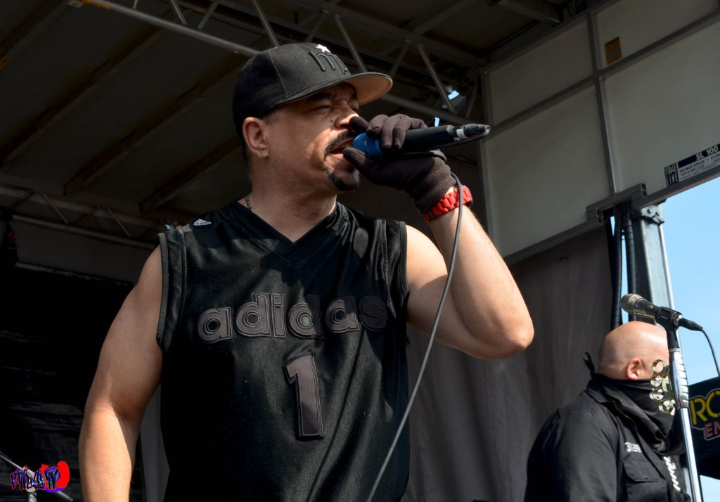 BODY COUNT FT. ICE T - ROCKSTAR ENERGY MAYHEM FESTIVAL 2014