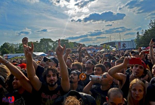 CROWD - ROCKSTAR ENERGY MAYHEM FESTIVAL 2014
