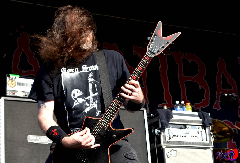 CANNIBAL CORPSE - ROCKSTAR ENERGY MAYHEM FESTIVAL 2014