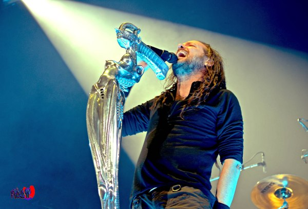 JONATHAN DAVIS - KORN - VOCALS - ROCKSTAR ENERGY MAYHEM FESTIVAL