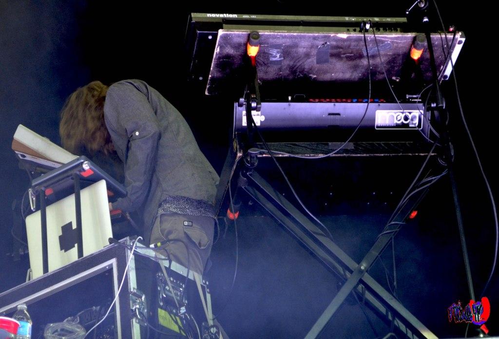 KORN - KEYS - ZAC BAIRD LIVE @ MAYHEM FESTIVAL 2014 TORONTO
