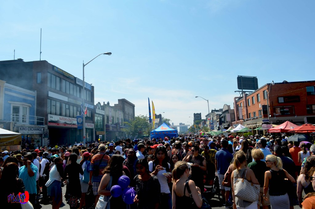 TASTE OF THE DANFORTH SUNDAY AUGUST 10TH 2014