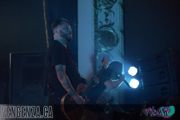 BLACK DAHLIA MURDER LIVE @ THE OPERA HOUSE TORONTO - PHOTO BY: JOANNA GLEZAKOS FOR FRIDAETV