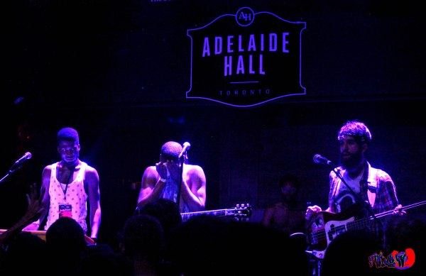 THE OBGMS LIVE @ ADELAIDE HALL INDIE WEEK 2014 - FRIDAY OCT. 17T