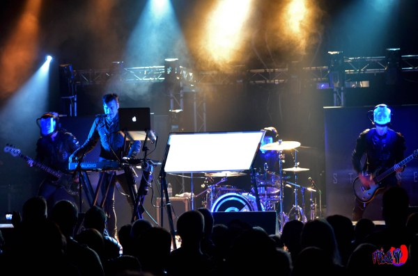 STARSET LIVE @ THE OPERA HOUSE MONDAY SEPT 28TH 2014