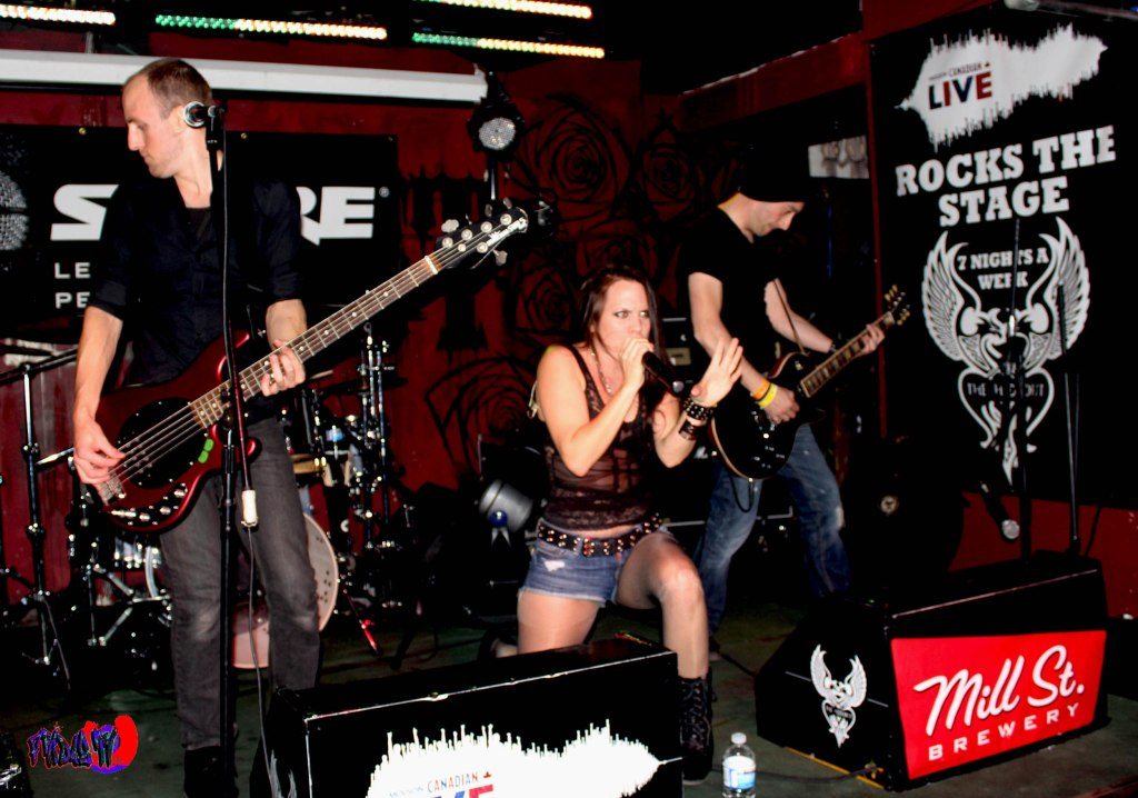 AFFINITY LIVE @ THE HIDEOUT - INDIE WEEK 2014 - SATURDAY OCT. 18