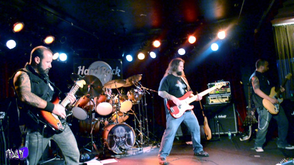 BLAZE BAYLEY BAND LIVE @ INDIE WEEK 2014 - FRIDAY OCT. 17TH