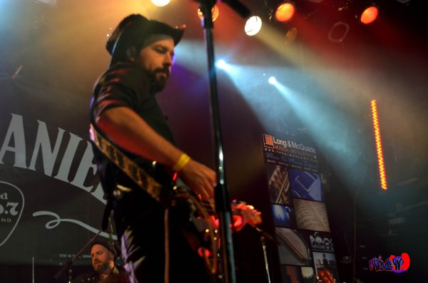 DICK RODAN BAND - LIVE @ THE MOD CLUB INDIE WEEK FINALS 2014 - S